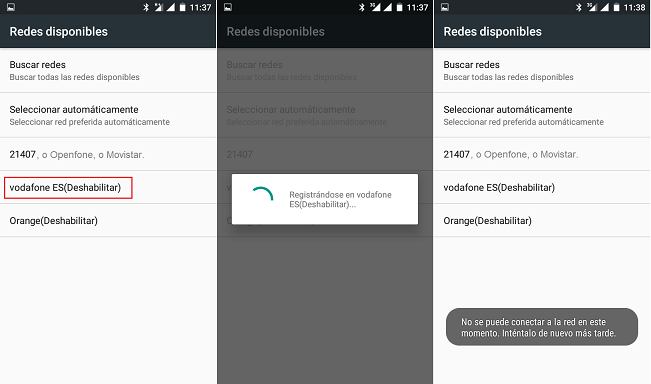 Android-RedMovilDesregistrar